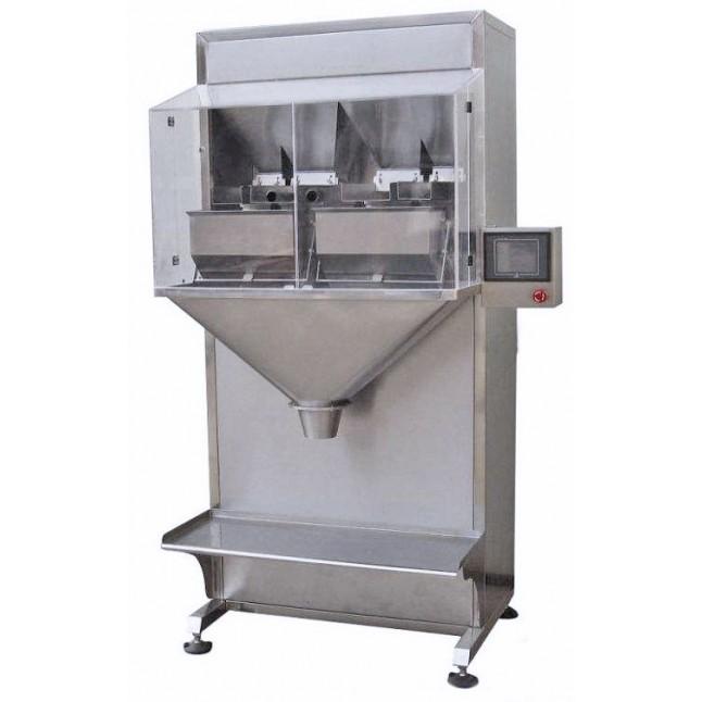 Машина для взвешивания и упаковки гранул BZK